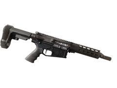 """8.25"""" AR10 308 WIN DPMS BILLET PISTOL W/ SBA-3"""