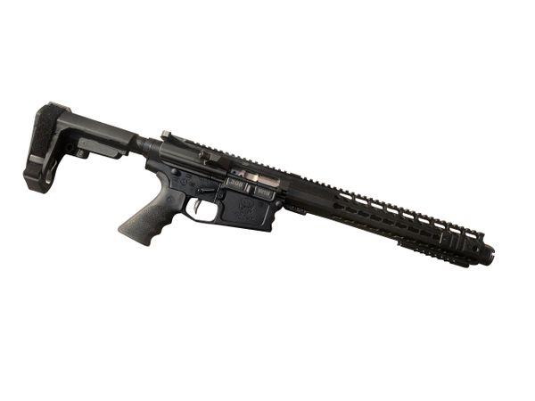 """10.5"""" AR10 308 WIN DPMS BILLET PISTOL W/ SBA-3"""