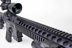 "12"" free float quad rail handguard 12"" picatinny mount 223/556/300BLK"