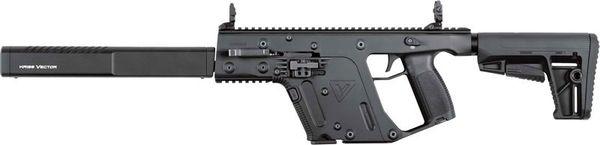 "KRISS VECTOR CRB G2 9MM 16"" 17RD M4 STOCK BLACK"
