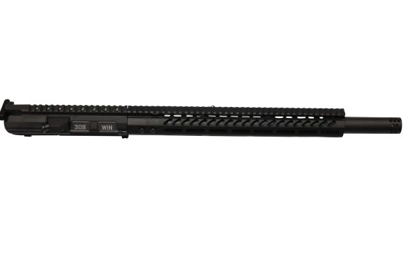 "18"" DPMS AR10 Heavy Barrel 308 DPMS Upper W/ 15"" Super Slim MLOK Handguard"
