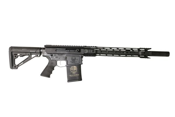"18"" side charger 308 WIN AR10 DPMS RIFLE"