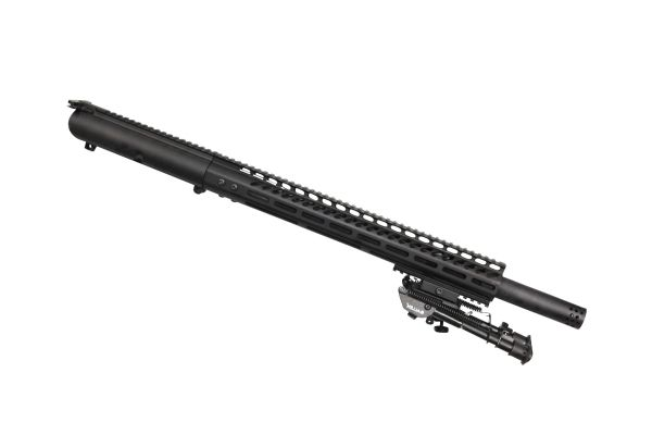 "20"" 308 7.62x51 DPMS AR10 Complete Upper with 16.5"" SLIM MLOK Handguard W/ BIPOD"