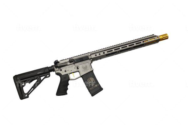 Build Your Own Custom AR15 Rifle/Pistol (5.56& 300 blackout)