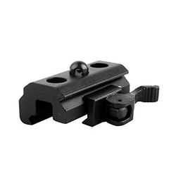 Rifle Picatinny Bipod Quick Detach QD Attachment Mount