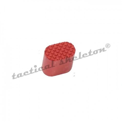 AR15 EXTENDED MAG BUTTON (RED)