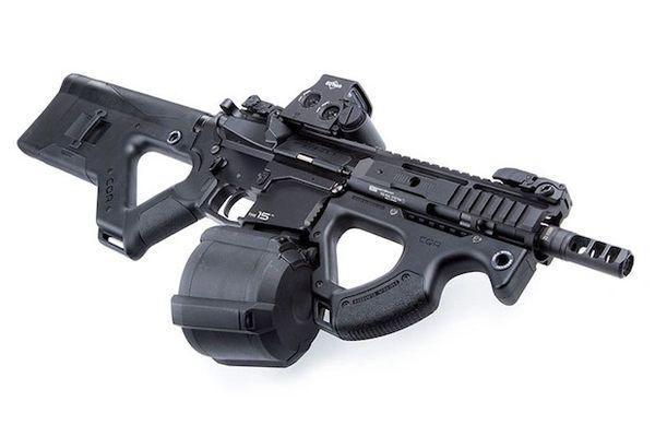 Hera FN90 AR15 Furniture Conversion Kit CQR