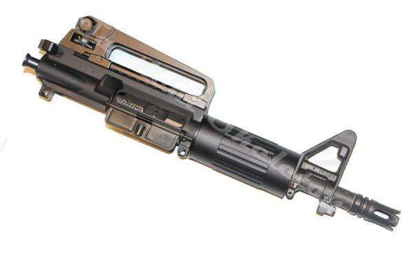 """7.5"""" AR15 MILSPEC 300 Blackout MINI M16 Classic Complete Upper"""