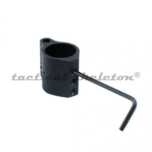 "ULTRA low profile 0.750"" gas block 223/556 w/ roll pin"