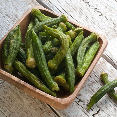 Dried Okra 8oz