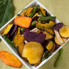 Dried Veggie Chips(mixed) 8oz
