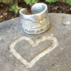 Ocean Hippie Cuff Ring