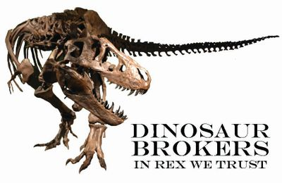 Dinosaur Brokers