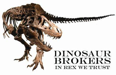 Dinosaur Brokers