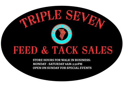 Triple Seven Feed & Tack Sales