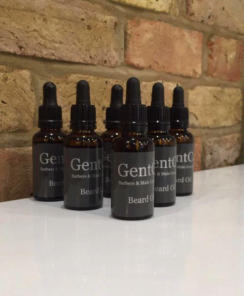 GentCo Beard Oil