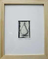 """Solo Pear on a String"""
