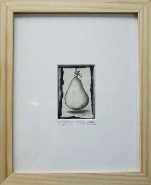 """""""Solo Pear on a String"""""""