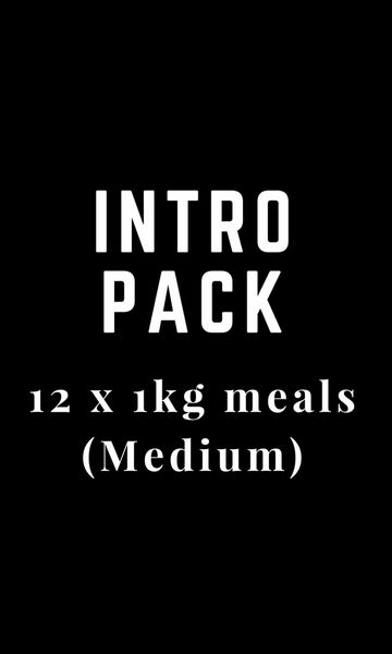"""Signature Pack"" ORIGINAL 12 x 1kg Packs (Medium)"