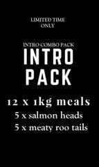 Combo Pack Meals & Bones