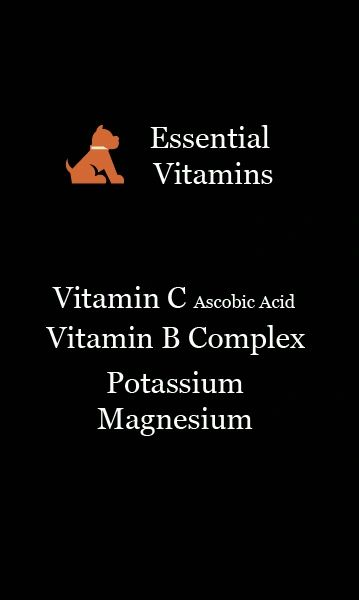 Essential Vitamins