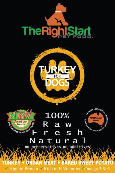 """Signature Pack"" TURKEY 12 x 1kg Packs (Medium)"