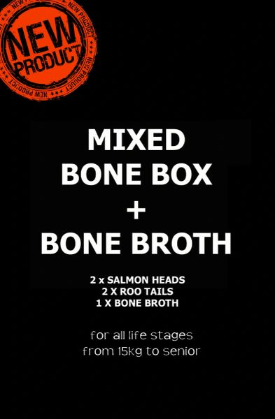 Bone Box + Bone Broth