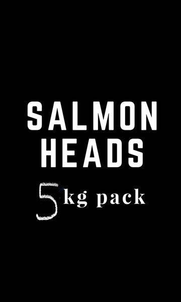Salmon Heads - 5kg