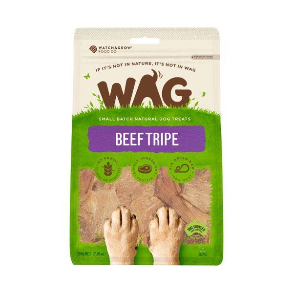 Wag Beef Tripe 200g