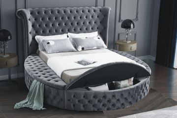 Luxus Velvet Bed