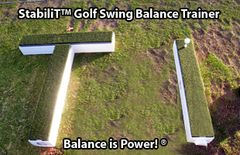 StabiliT™ Golf Swing Balance Trainer
