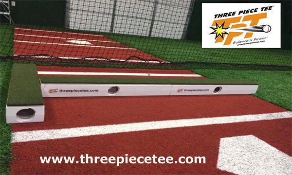 Three Piece Tee® Balance Trainer