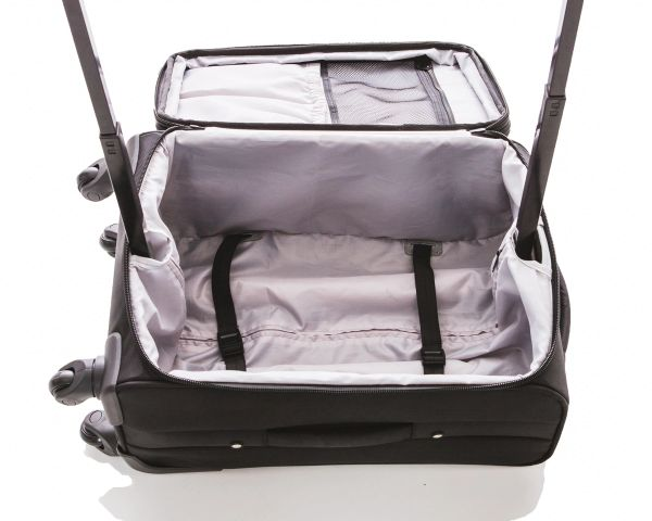 Rac N Roll Carry On Dance Bag With Rack Level Up Dance