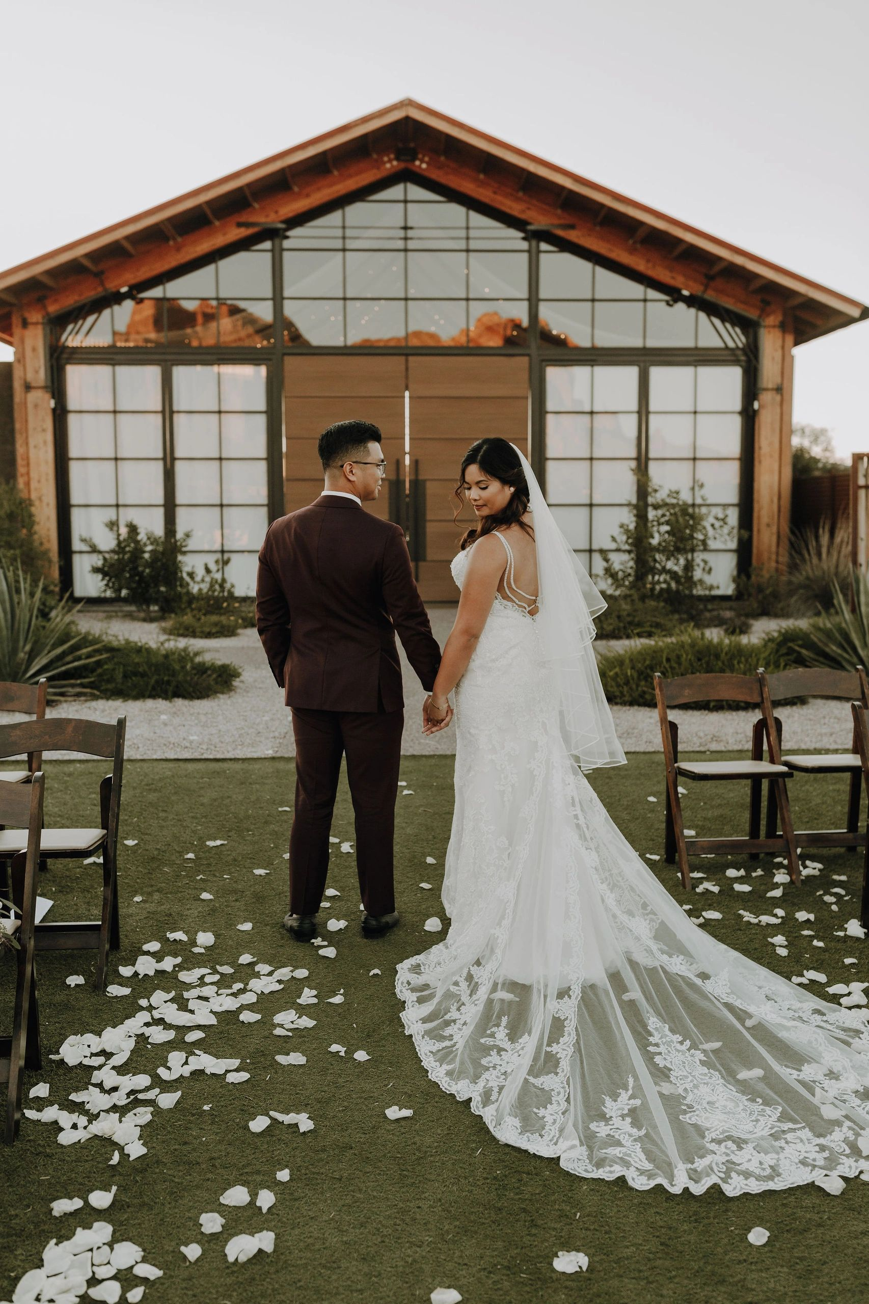 Romantic Bridal Dress from Weddings and Dreams Bridal in Fremont, CA
