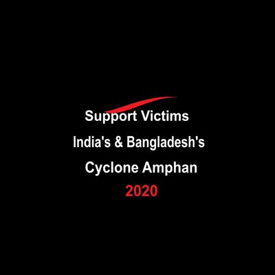 Support Victims of India's & Bangladesh's Cyclone Amphan Donate