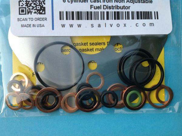 0438100144 4cyl Alloy Fuel Distributor FD Repair Kit