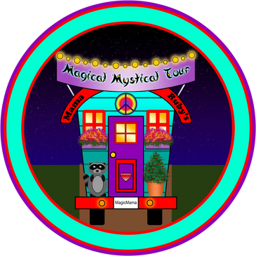Mama Ruby's Magical Mystical Tour - Mama Ruby's takes it on the road!