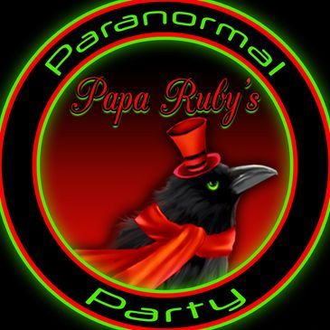 Papa Rubys Paranormal Party coming in 2020