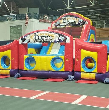 inflatables, bounce houses, games