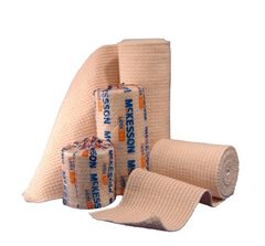Elastic Bandage Knit 5 Yard NonSterile 6""