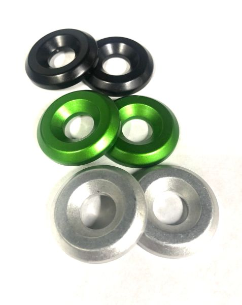 Aluminum Omni Washer set of 2