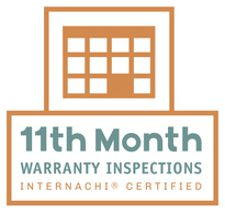 11 month warranty inspection, warranty inspection, 11th month inspector, end of warranty inspect