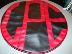 Monogram Spare Tire Cover CBL LPE