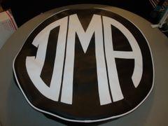 Monogram Spare Tire Cover CBL DMA