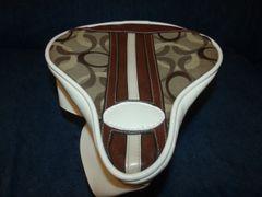 Beach Cruiser Seat Upholstery Brown Design