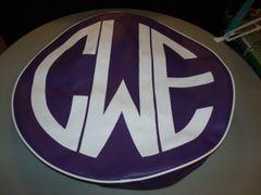 Monogram Spare Tire Cover CBL CWE