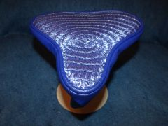 Beach Cruiser Seat Upholstery Blue Straw And Royal Blue