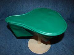 Beach Cruiser Seat Upholstery Green