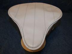 Beach Cruiser Seat Upholstery Light Gray Lines