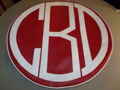 Monogram Spare Tire Cover CBL CBD